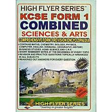 2010123000377 High Fleyer Series KCSE Combined Sciences & Arts