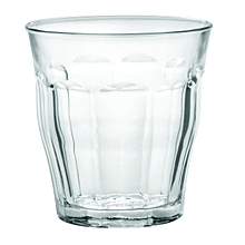 Picardie Tumblers - Set of 6 - 31CL - Clear