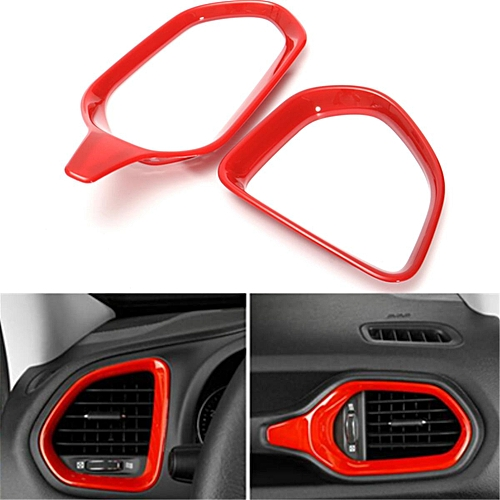 Buy Generic Abs Car Dashboard Vents Air Outlet Frame Trims For Jeep