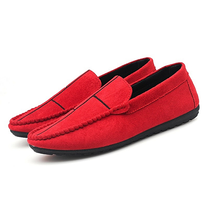 Buy Generic Mens Slip On Penny Loafers Flats Boat Shoes Moccasin