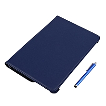 HP-10.1'' Rotating PU Leather Case For Samsung Galaxy Tab 2 P5100/P5110/P5113 dark blue