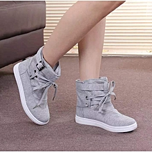 ankle Material boot