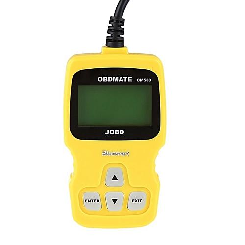 OBD JOBD OM500 Diagnostic Scan Tool Code Reader Scanner for HONDA TOYOTA  NISSAN SIX BOLL 10162 - intl