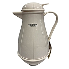 Traditional - Glass Vacuum Ins Carafe - 1.0L - White