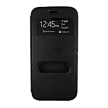 Flip Cover for Infinix Note II (X600) - Black