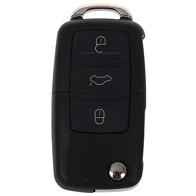 Key Shell Transit For VW Golf Passat 3 Button Remote Key