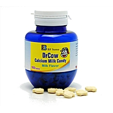 DrCow milk Candy.100 capsules / bottle