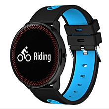 CF007 Couples Wristband Heart Rate Monitor Smart Watches Blood Pressure Monitor Smart Band Bluetooth Water Proof Bracelet Fitness Tracker BDZ