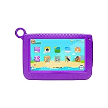 K72 Kid Tablet-7 Inch -8 GB -Wifi -Quad Core -1.2GHz -Purple