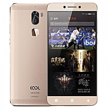 Coolpad Cool1 Dual ( C103 ) 4G Phablet Global Version Android 6.0 5.5 inch Snapdragon 652 Octa Core 1.8GHz 4GB RAM 32GB ROM 13.0MP Dual Rear Cameras - GOLDEN