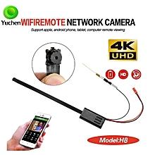 H8 Full HD 1080P Wireless WiFi Hidden Spy Camera Wireless Module DV DVR Motion Nanny Cam Home security monitoring LBQ