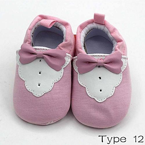ef9c9c6f7de8 Generic Baby Boys Girls Princess Shoes Fringe Soft Infant Toddler First Walk  Anti-Slip Leather Crib Shoes Spring Autumn - Type 12