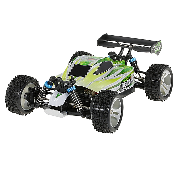 WLtoys A959-B 2 4G 1/18 Scale 4WD 70KM/h High Speed Electric RTR Off-road  Buggy RC Car