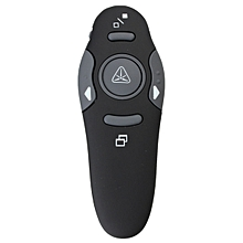 2.4GHz Wireless Remote Control Presenter Presentation USB Laser Pointer Pen Receiver