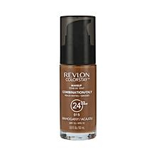 Colorstay Makeup Foundation (Combination/oily Skin) – Mahogany – 30ml
