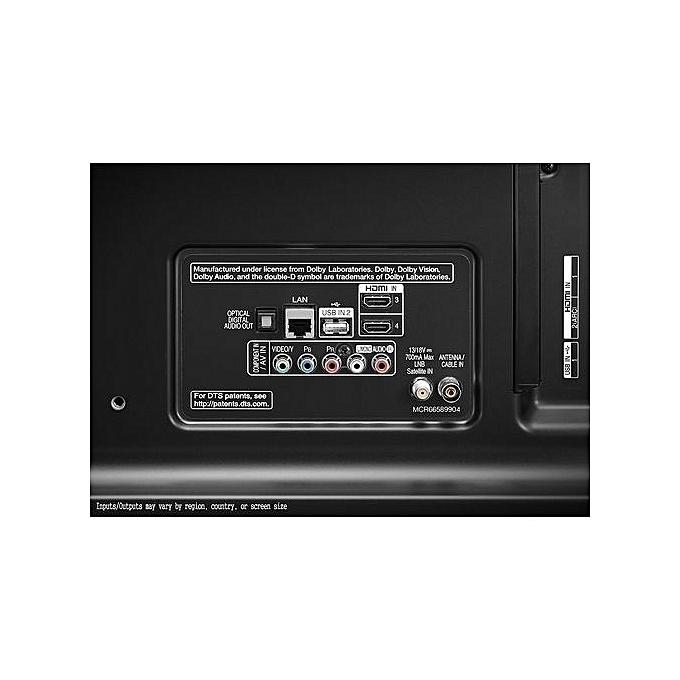 """Lg Uhd Tv 4k 49 Price In India 55 Zoll Full Hd Gebraucht Outdoor Hdtv Antenna 100 Mile Range Hdtv Cable Uses: Buy LG UJ630V 49"""" Smart UHD 4K LED TV"""