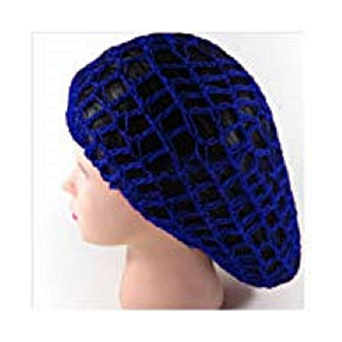 Buy Generic Crochet Hair Snood With A Scarf And Bun Cover Best