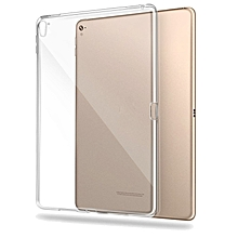 """Clear Transparent Soft TPU Case For iPad Pro 10.5"""""""