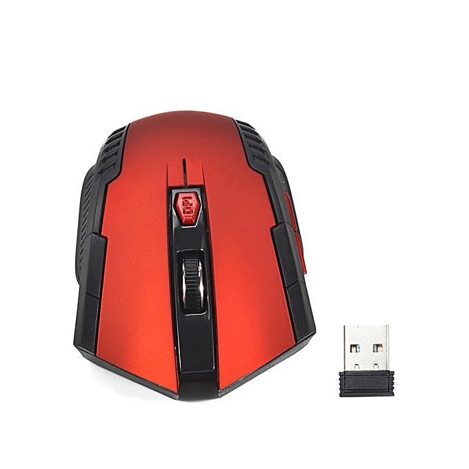 3737196aab1 ... 2.4G Wireless Mouse 6 Buttons Silent Optical Mouse Adjustable 2400DPI  Wireless Gaming Mouse Gamer Mouse ...