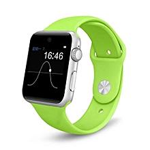 DM09 Bluetooth HD Screen Support SIM Card Wearable Smart Watch(Green)