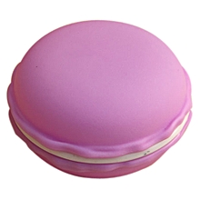 Mini Earphone SD Card Macarons Bag Storage Box Case Carrying Pouch -Purple