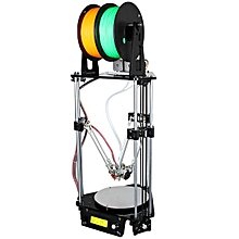 DIY Geeetech Delta Rostock Mini G2s Dual Extruder 3D Printer Kit With Auto Leveling