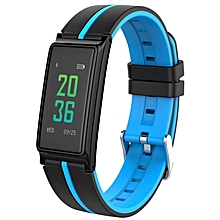 B5 Wristband Heart Rate Blood Pressure Monitor Smart Watch IP67 Water Proof Fitness Tracker For Android And IOS Phone BDZ