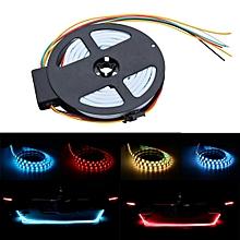 4 Colors Flow Type LED Strip Tailgate Trunk Turning Signal Brake Reversing Light