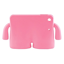Shockproof Kids Handle EVA Foam Case Cover For Apple iPad Mini 2 Pink