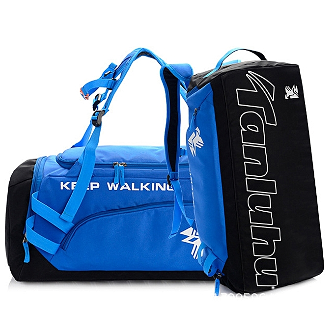 ... Men Gyms Bag Outdoor Travel Bags Hand Luggage Fitness Bags Independent  Shoes Bag ... 1db24d3970e0f