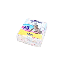 NEW Premium Quality Smart Kid Diapers Large size 9-16kgs Count 46pcs