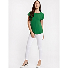 Green Fashionable Blouse