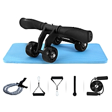 4-wheel Power Wheel Fitness Set