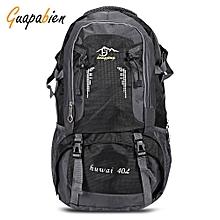 Guapabien Outdoor Hiking Climbing Sports Backpack Travel Bag
