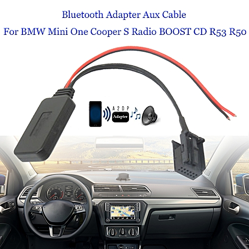 Generic Bluetooth Adapter Aux Cable For Bmw Mini One Cooper S Radio