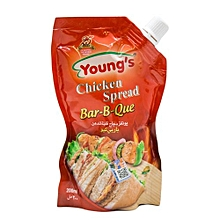 Bbq Chick Spread Pouch200ml