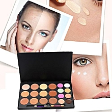 Women Concealer Trimming Cover Dark Circles Freckles Acne Cream Base Makeup