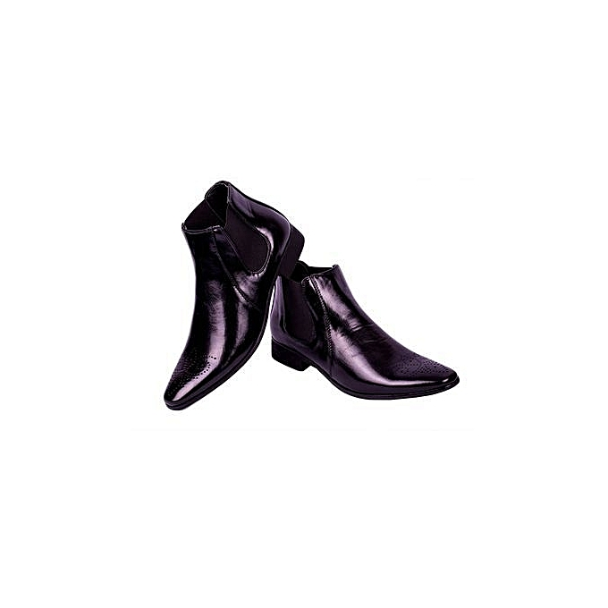 Buy Classic Black Official Mens Shoes Best Price Jumia Kenya