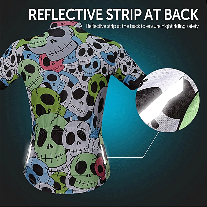 ... Men s Summer Cycling Jersey Breathable Short Sleeve Full Zip Bike Shirt  MTB Bicycle Riding Jersey f99bf5333