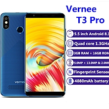 T3 Pro 4G 5.5 inch 3GB RAM 16GB ROM - WINDOWS BLUE