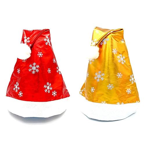 MUYI 2Pcs Christmas Party Santa Hat Cap for Santa Claus Costume New ... ac27743615be
