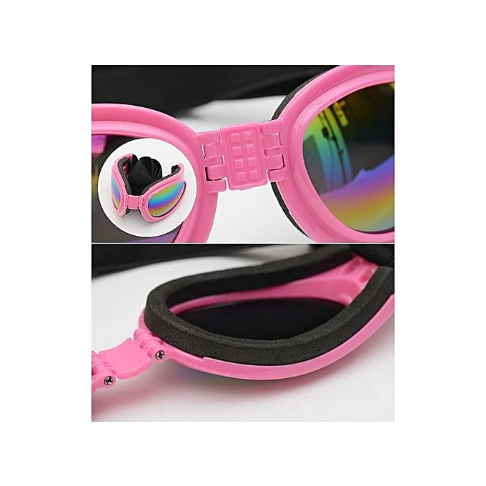 657d5a6aaf0 ... Anti-fog Uv400 Dog Foldable Polarized Sunglasses For Dogs With 6kg  Weight Or Heavier(