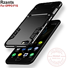 Rzants For OPPO F1S [Armor Series] Shockproof Kickstand Hard Back Cover Case