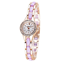 guoaivo SBAO Fashion High - end Watches Round Dial Bracelet Table Women 's Watches - Multicolor G