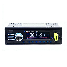 Car Radio Player MP3 Player Bluetooth FM Stereo Remote Control AUX-IN Audio Player USB/SD/ Port 1 DIN Car Electronics Subwoofer