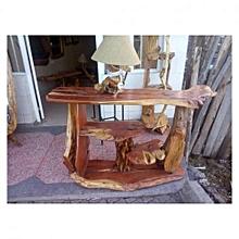 Antique TV Stand - Red Ceder