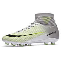 238da0cf5734 High-tops Soccer Shoes Football Boots Suit Fashion Men And Kids Hot Sale  Sports Shoes