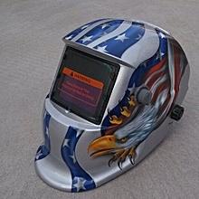 Solar Power Auto Tig Mig Welding Weld Grinding Welders Arc Helmet Mask Protector