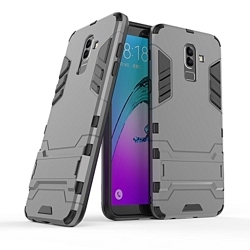 premium selection 5bb46 6dc5a J8 Cases For Cover Samsung Galaxy J 8 Case Slim Robot Armor Rubber Phone  Case FOR Samsung Galaxy J8 Phone Bag Capa