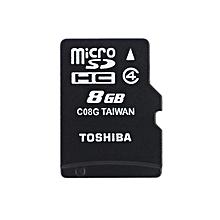 Memory Card - 8GB - Black